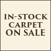 Save on In-stock carpet during our fall flooring sale